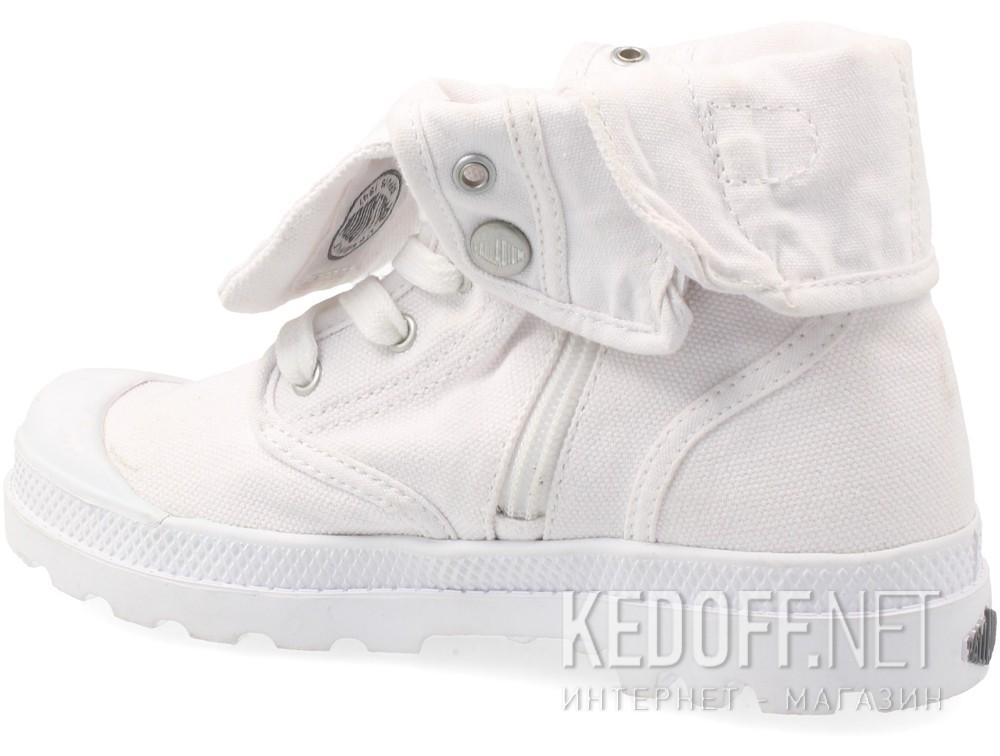 Детская текстильная обувь Palladium 53459-169   (белый) купить Украина