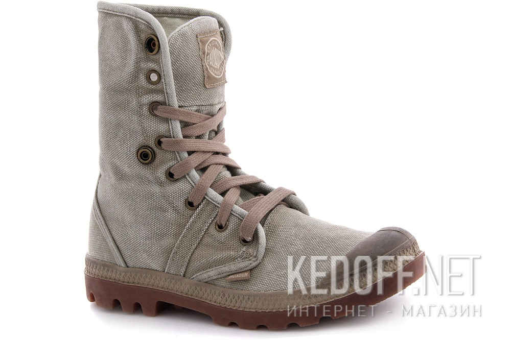Кеди Palladium Pallabrouse Baggy 92478-268