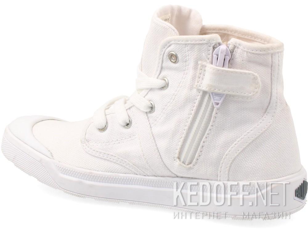 Детские кеды Palladium 53701-169   (белый) купить Украина