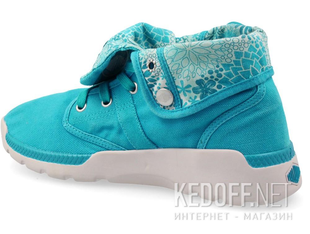 Женская текстильная обувь Palladium 93707-497   (голубой) купить Украина