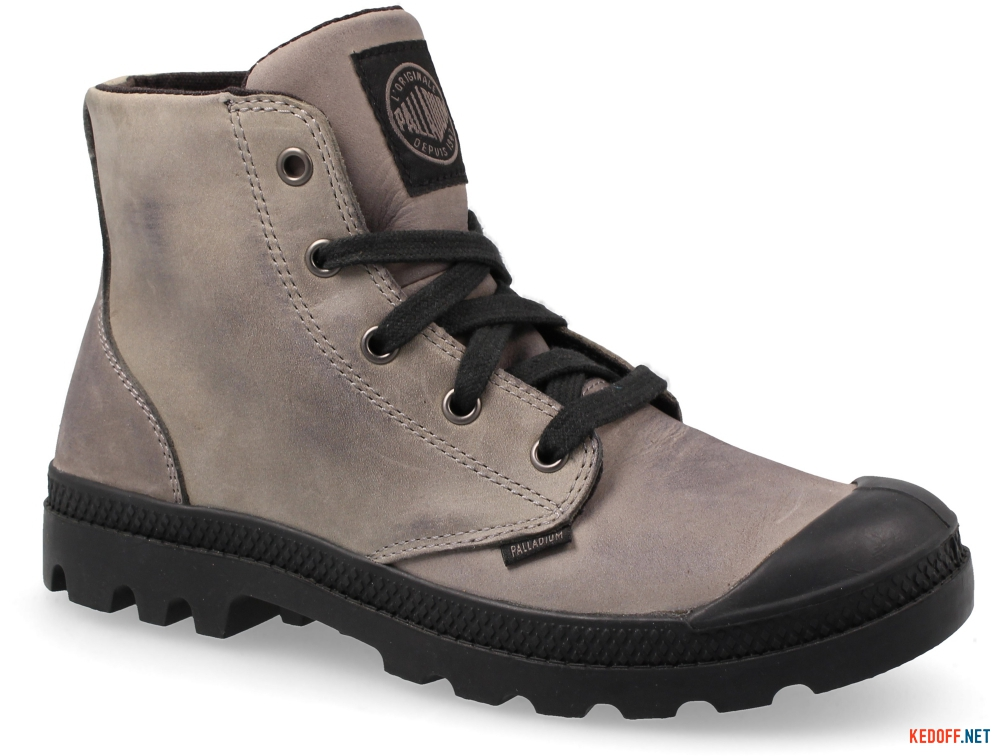 Кеды Palladium Pampa Hi Leather 92355-002