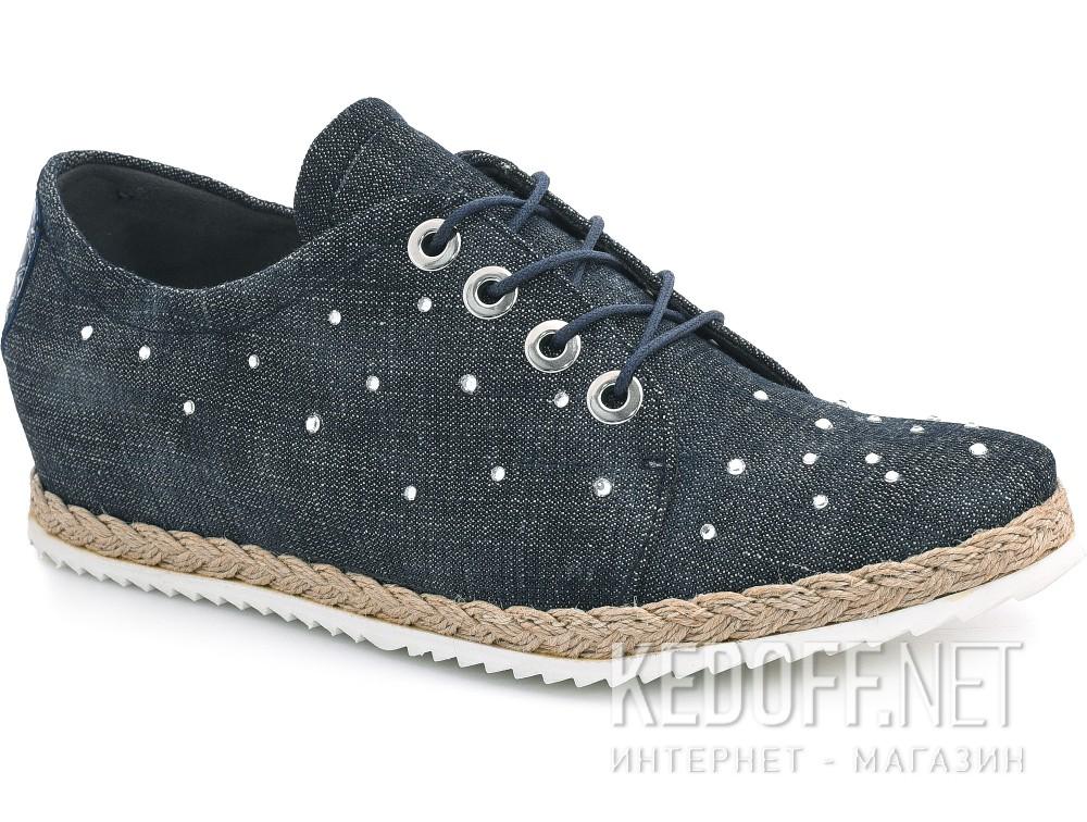 Женские туфли Stuart Weitzman 54416   (синий)