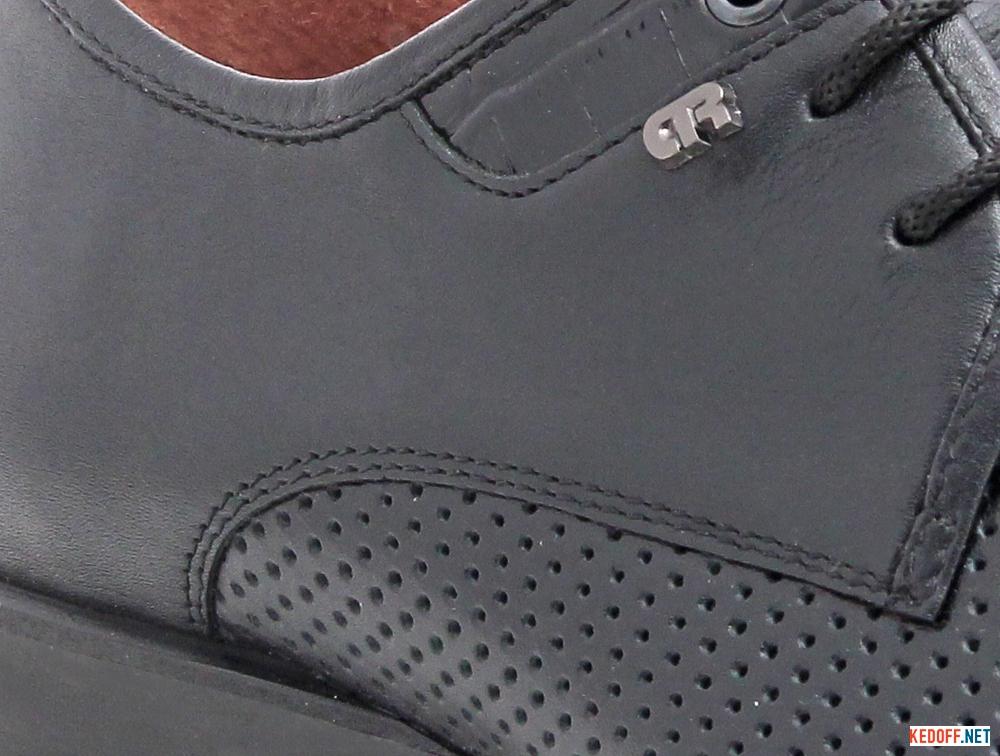 Классические туфли Forester Smart 685-27