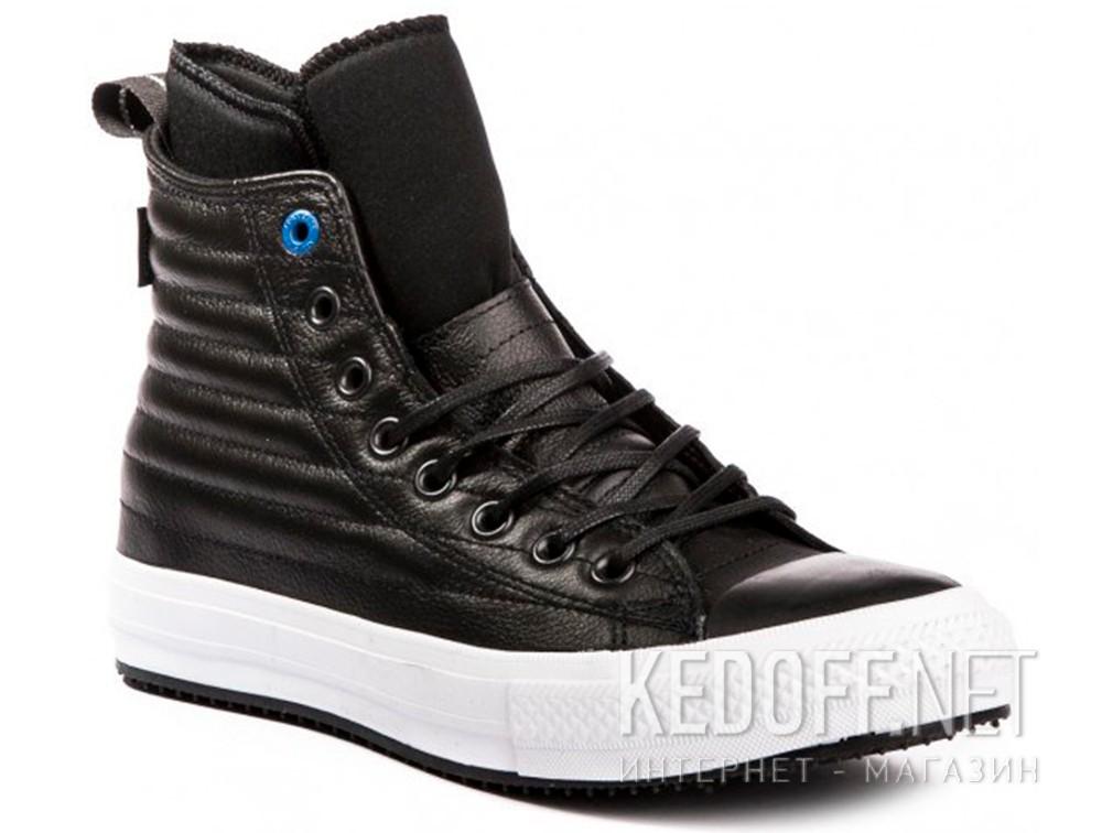 Купить Кожаные кеды Converse Chuck Taylor All Star Waterproof Boot Quilted Leather 157492C