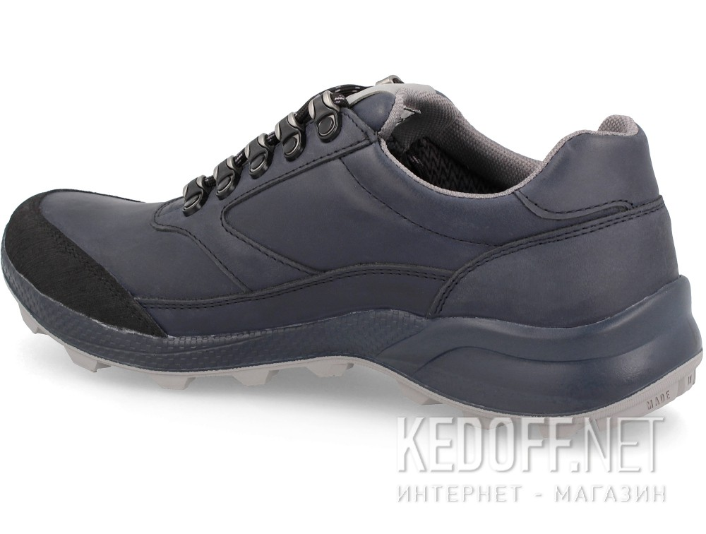 Шкіряні кросівки Forester Waterproof Trek 1553001-891 Dark navy