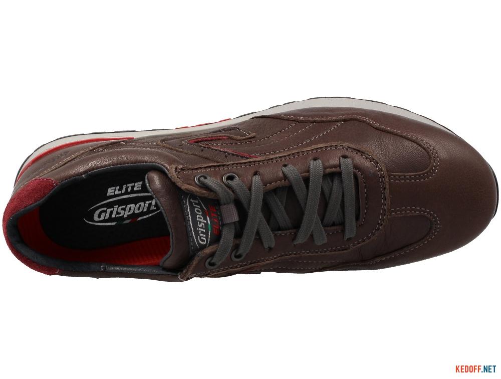 Шкіряні кросівки Grisport 42901D16