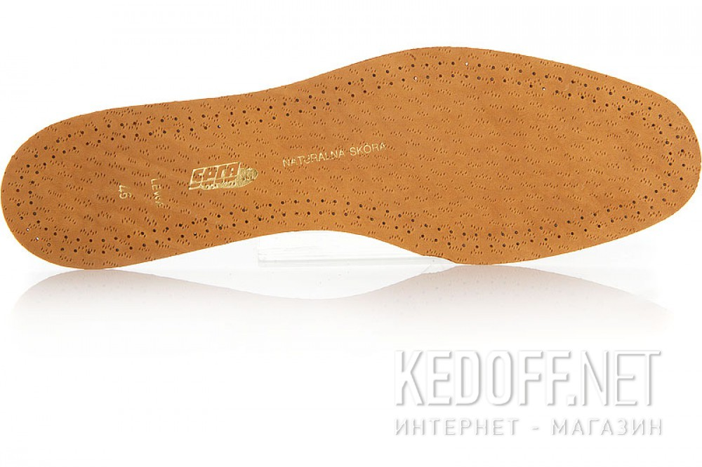 Leather Insoles Seco 14935