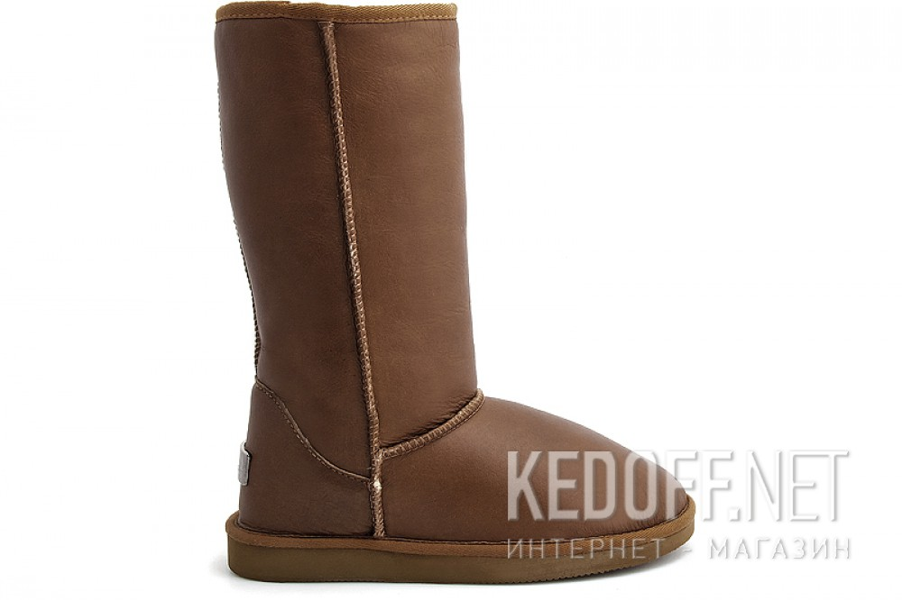 Winter sheepskin boots Forester Hot Chokolate 10001-5031-32