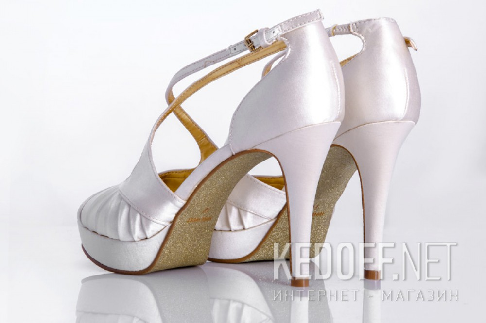 Satin shoes Nine West BumbleLion 60229401-996w