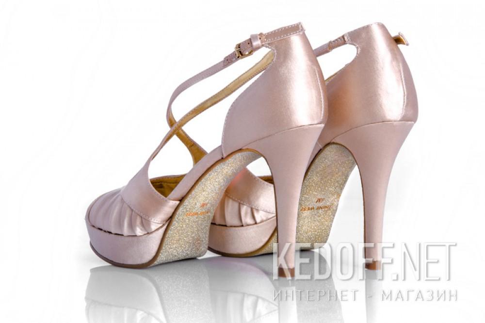 Satin high-heeled sandals Nine West BumbleLion 60229401-OSPm