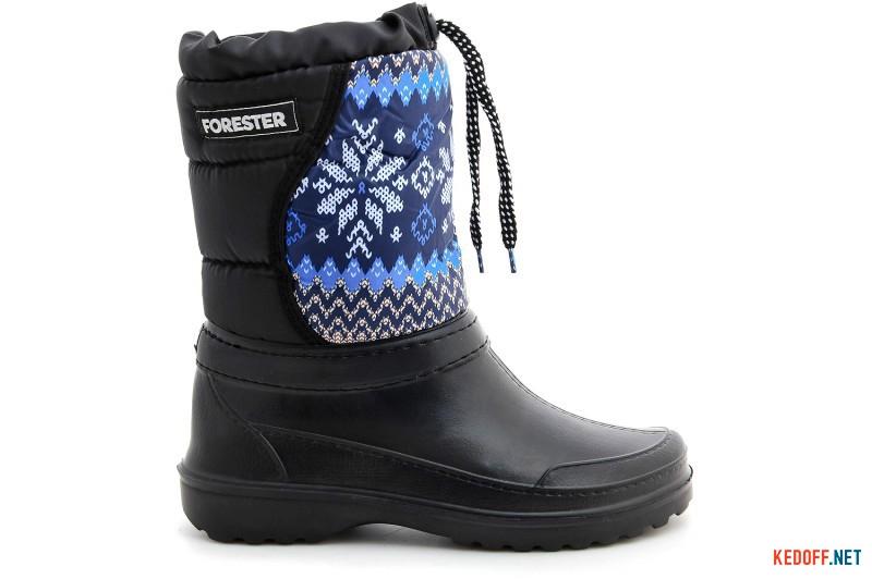 Зимові чоботи Forester 1235-27 Утеплені