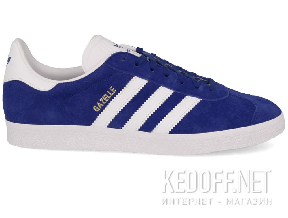 75ab4e7b6f34 Мужские кроссовки Adidas Originals Gazelle S76227 (синий)