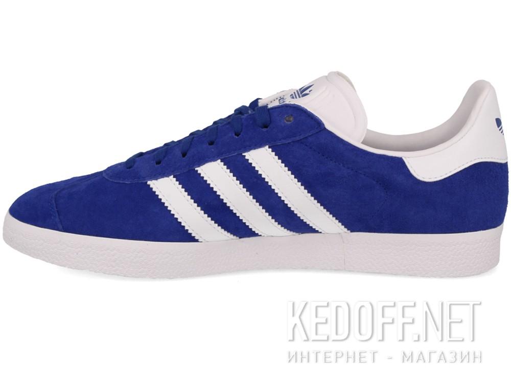 62081e2f Мужские кроссовки Adidas Originals Gazelle S76227 (синий) в магазине ...