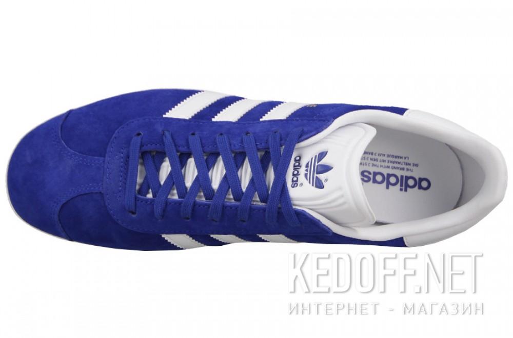 f54f88c92 Мужские кроссовки Adidas Originals Gazelle S76227 (синий) в магазине ...