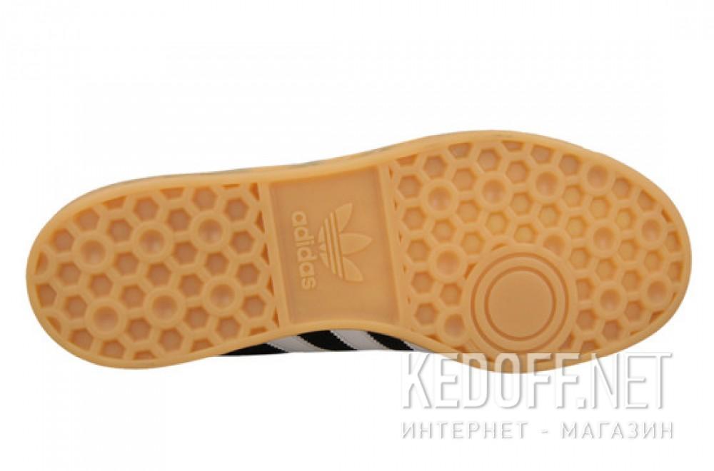 Цены на Мужские комфорт Adidas Originals Hamburg S76696   (чёрный)