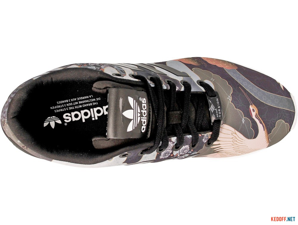 Кроссовки Adidas Zx Flux W S75039