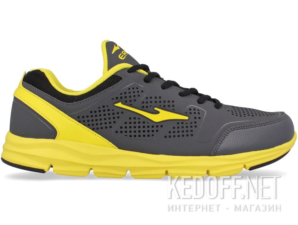 Оригинальные Спортивная обувь Кросівки Erke 11114303304-103 унисекс   (жёлтый/серый)