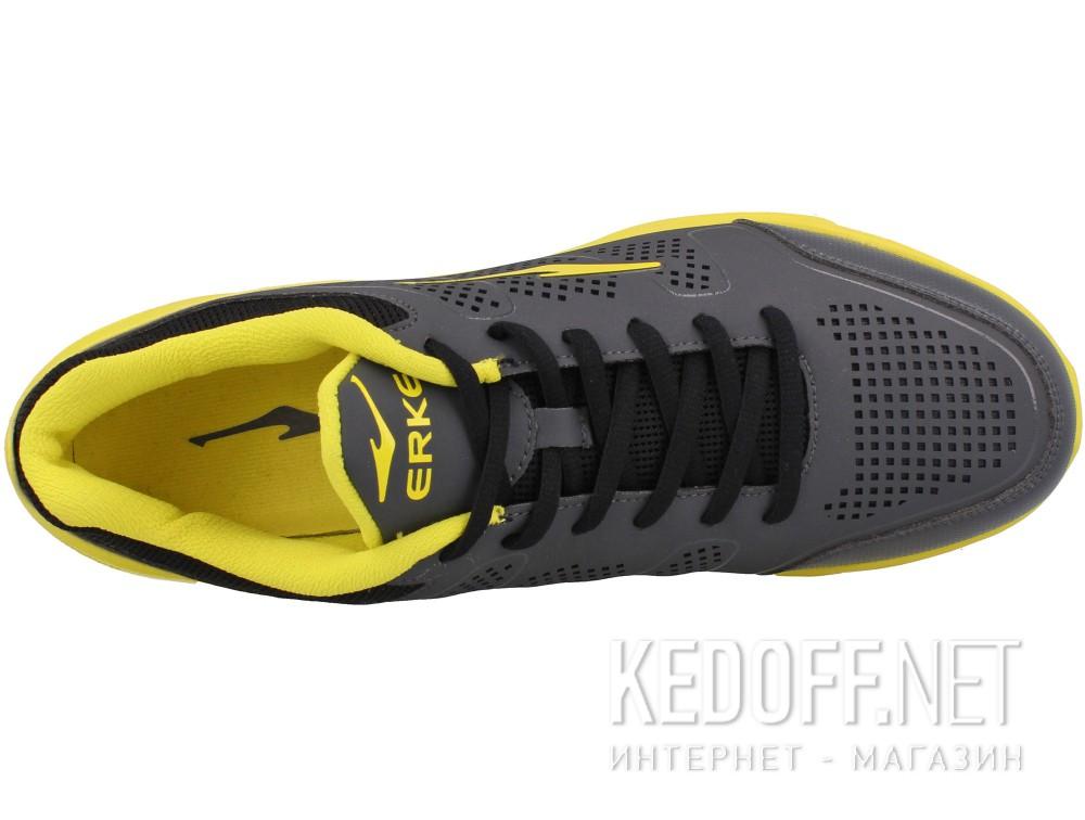 Цены на Спортивная обувь Кросівки Erke 11114303304-103 унисекс   (жёлтый/серый)