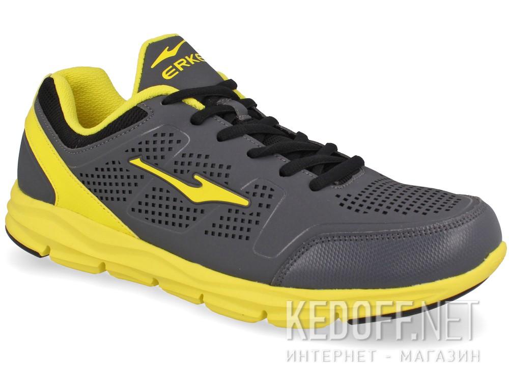 Купить Спортивная обувь Кросівки Erke 11114303304-103 унисекс   (жёлтый/серый)