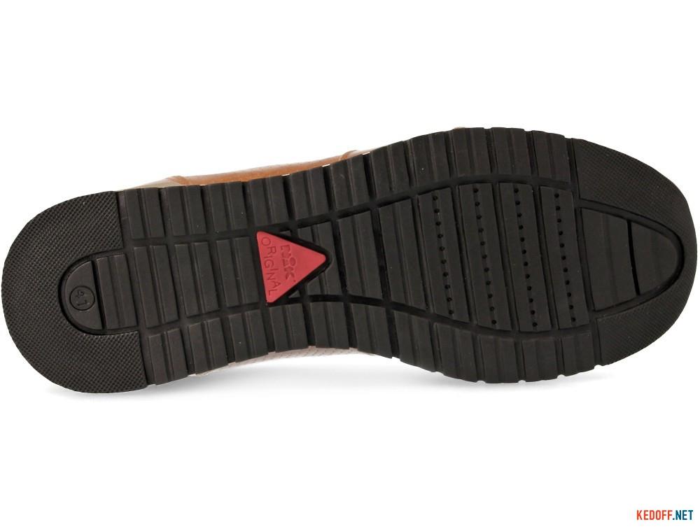 Кросівки Forester Casual Jazz 03-0691-003 Шкіряні