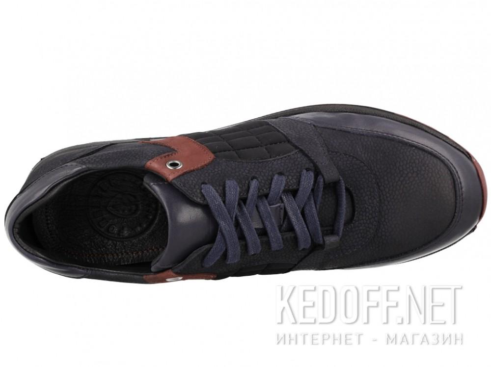 Туфли Forester 61275-89   (тёмно-синий/чёрный) купить Киев