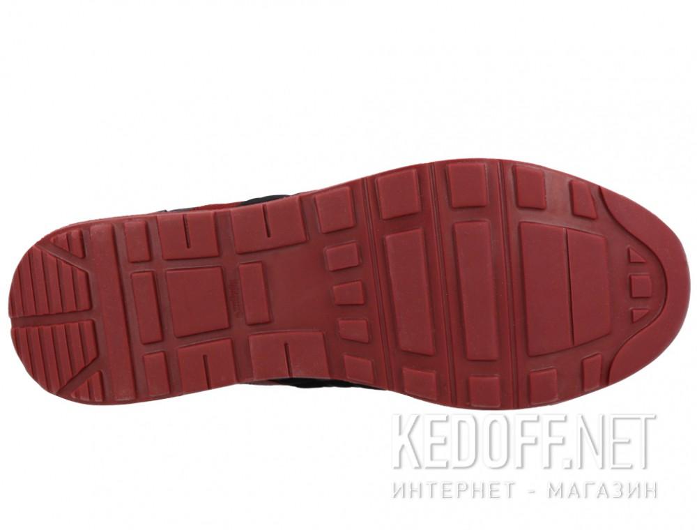 Оригинальные Туфли Forester 61275-89   (тёмно-синий/чёрный)