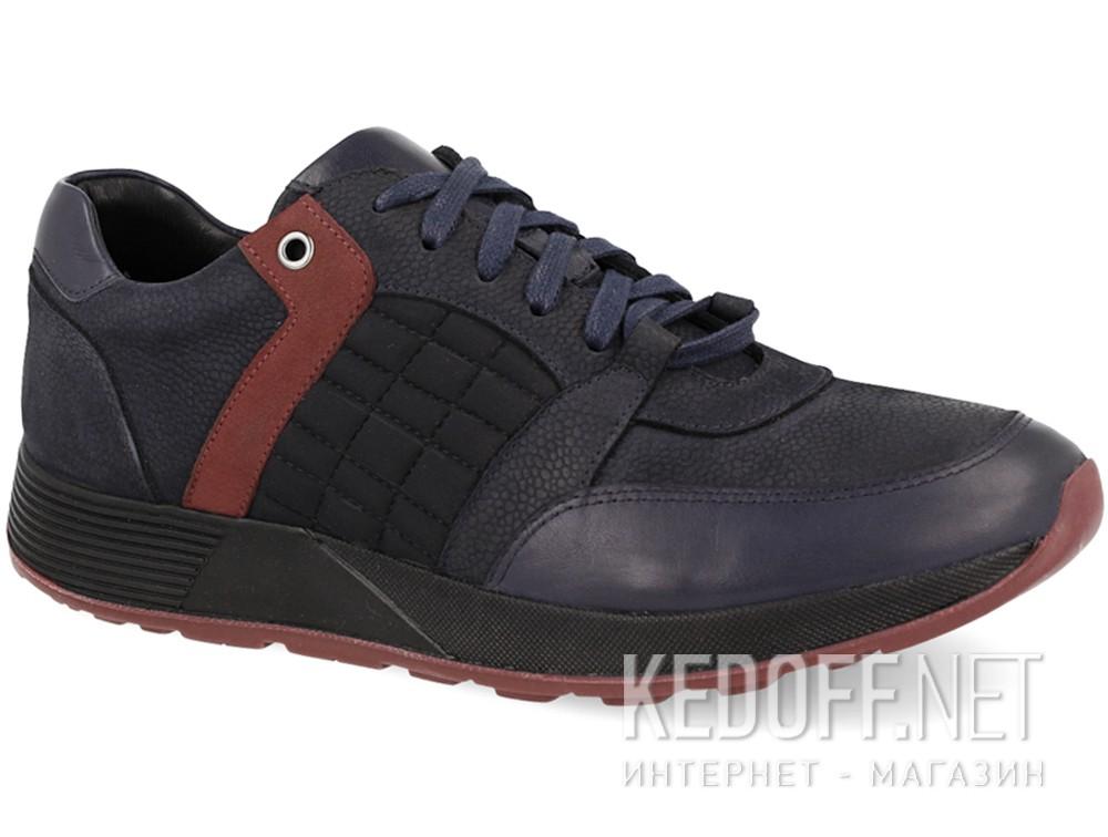 Купить Туфли Forester 61275-89   (тёмно-синий/чёрный)