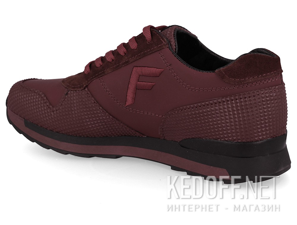 Mens comfort Forester 7828-48 (Burgundy) купить Украина