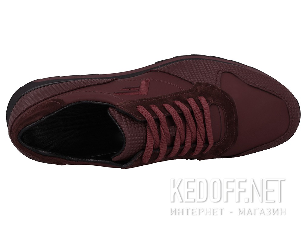 Оригинальные Mens comfort Forester 7828-48 (Burgundy)