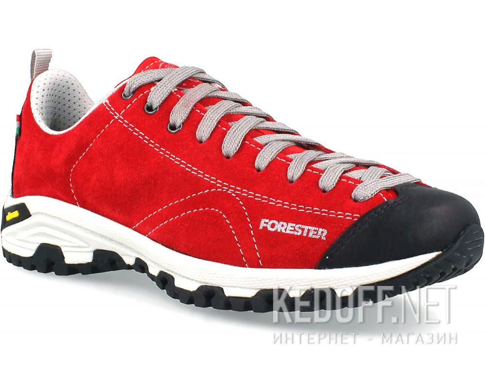 Купить Кроссовки Forester Dolomite Vibram 247950-471 Made in Italy