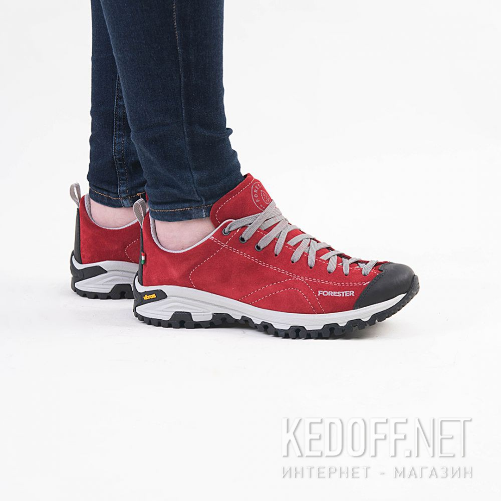 Кроссовки Forester Dolomite Vibram 247950-471 Made in Italy