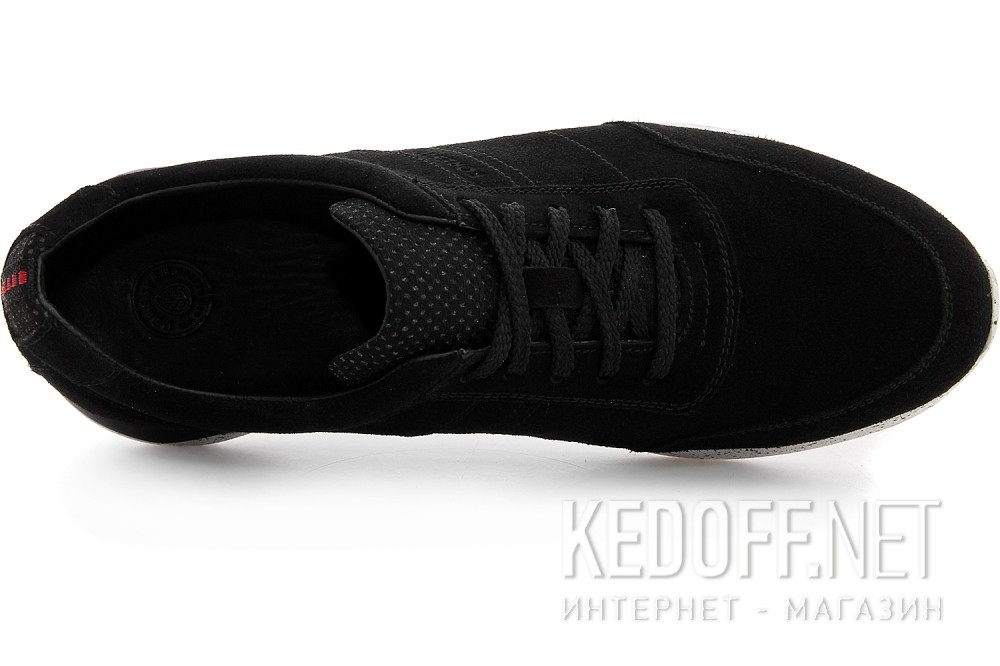 Sneakers Forester Run Up 3688-03 Black