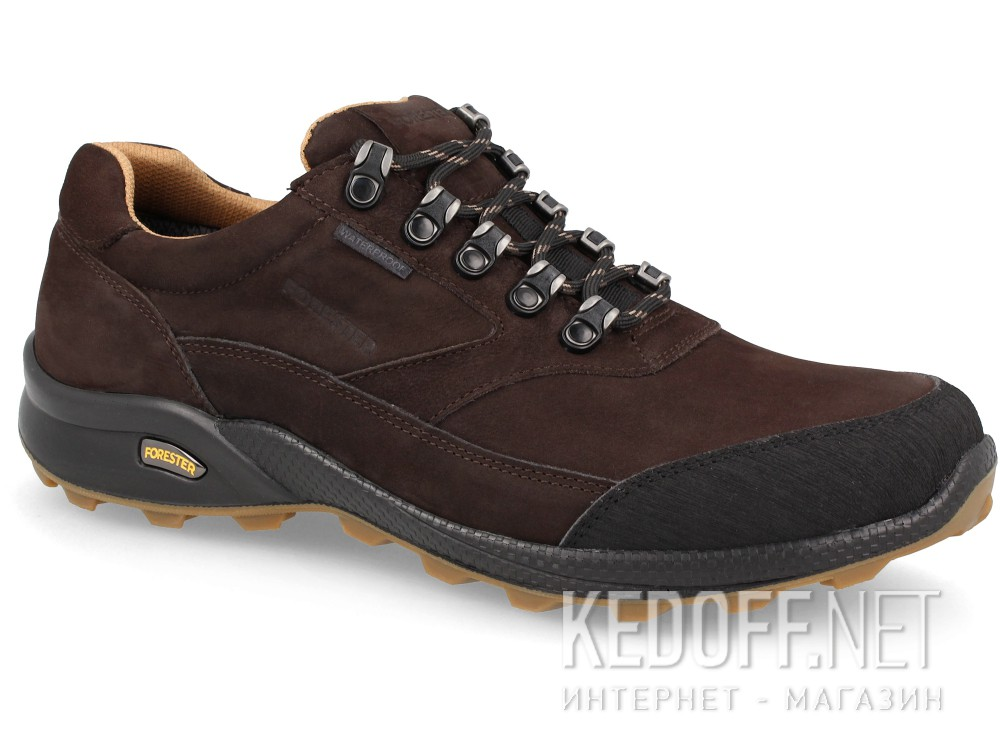 Sneakers Forester Waterproof Trek 1553001-45 Chocolate nubuck
