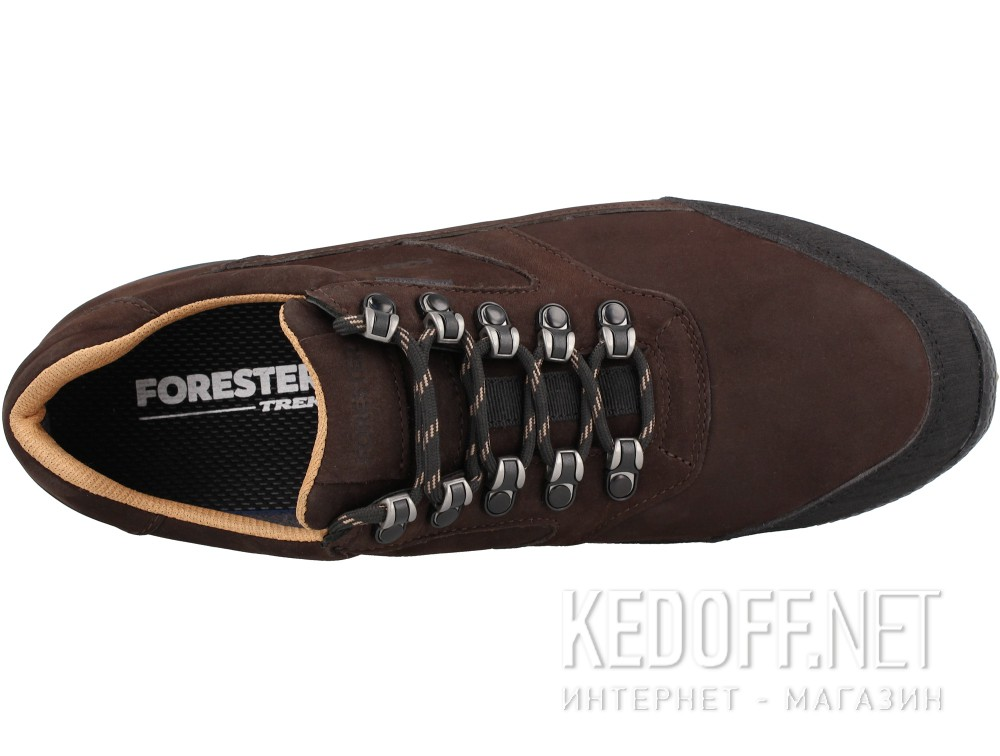 Оригинальные Мужские треккинговые ботинки Forester 1553001-45
