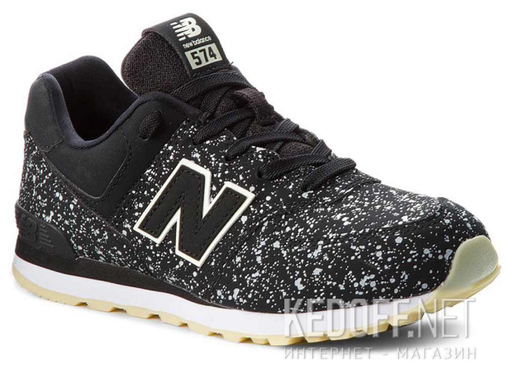 Чоловічі кросівки Кросівки Жіночі кросівки New Balance GC574KB в ... 5a642838269cb