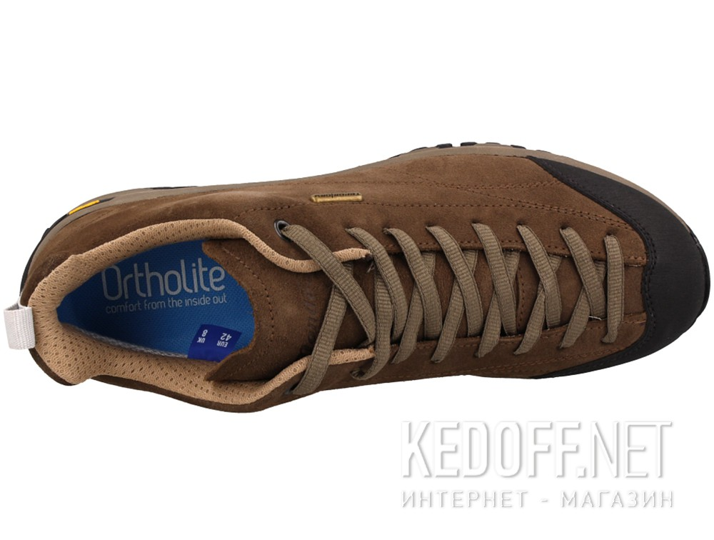 Мужские трекинговые кроссовки Lytos 57B045-10 Vibram (оливковий) купить Киев