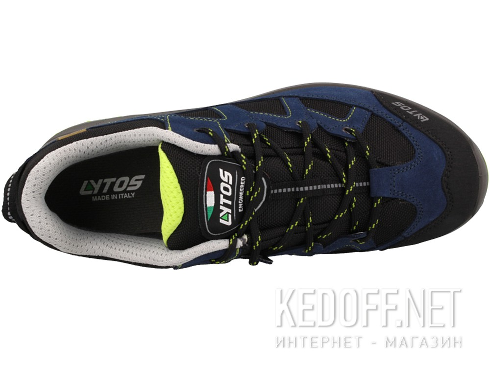 Мужские трекинговые кроссовки Lytos 1J221F-39   (синий) купить Киев
