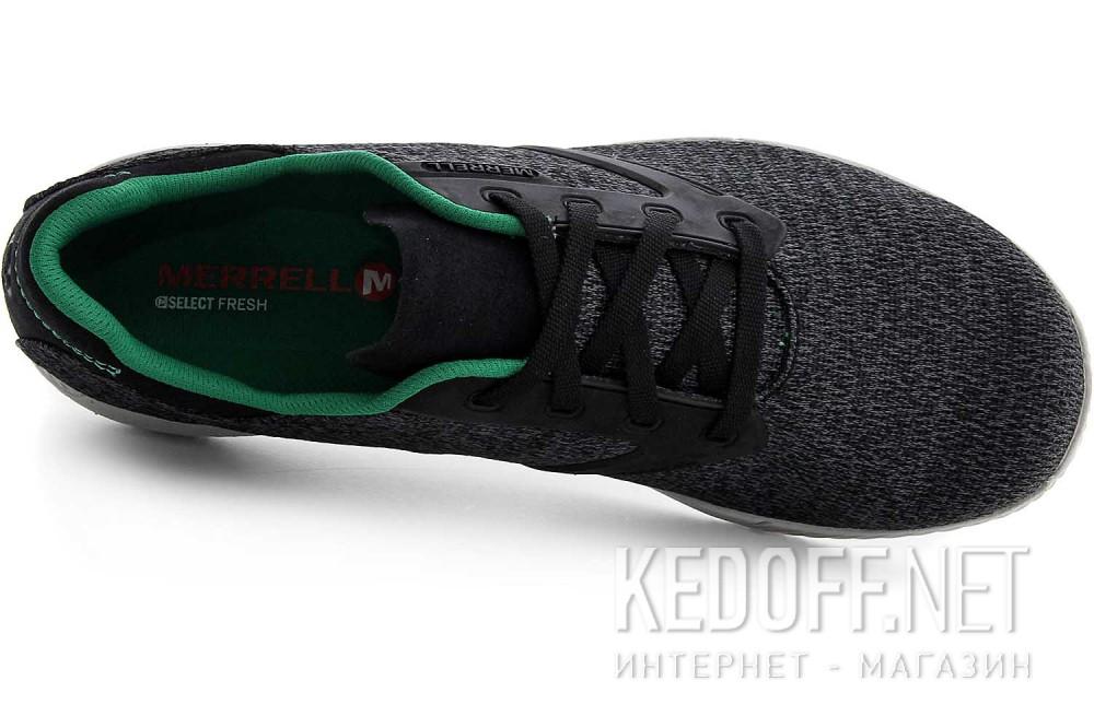 Цены на Мужские кроссовки Merrell Castlerock Roust Revel J71281   (тёмно-серый)