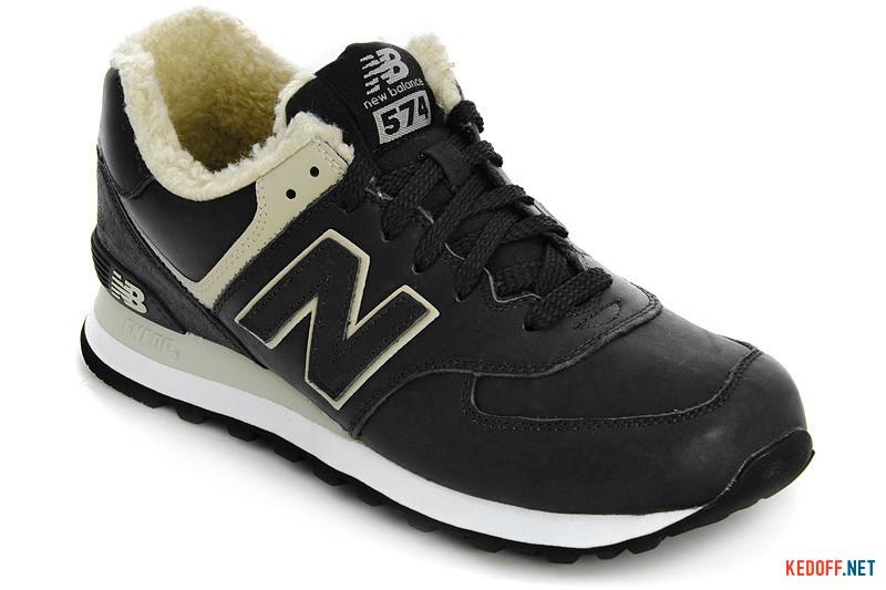 Кросівки New Balance Classics 574 BL На хутрі