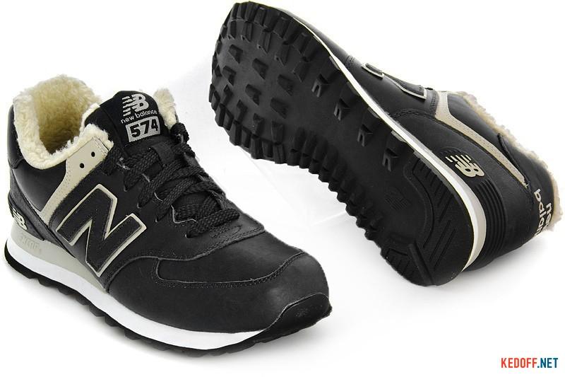 Sneakers New Balance Classics 574 BL fur