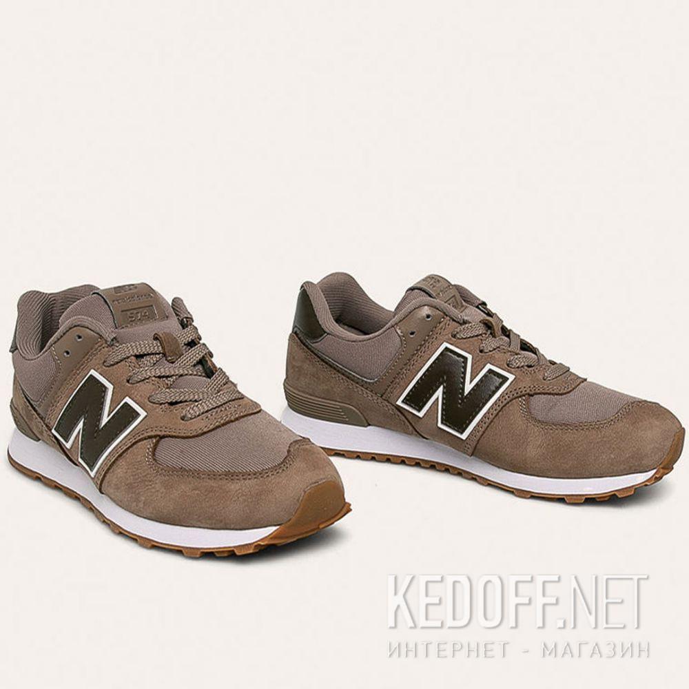Цены на Кросівки New Balance GC574PRB