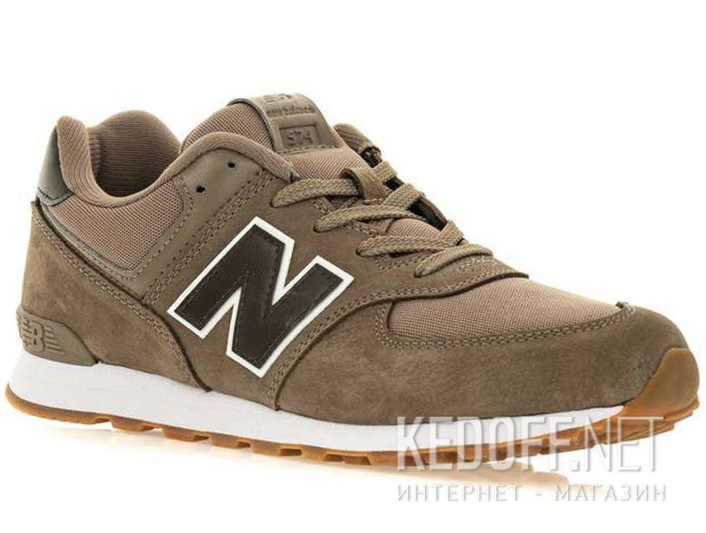 Купити Кросівки New Balance GC574PRB