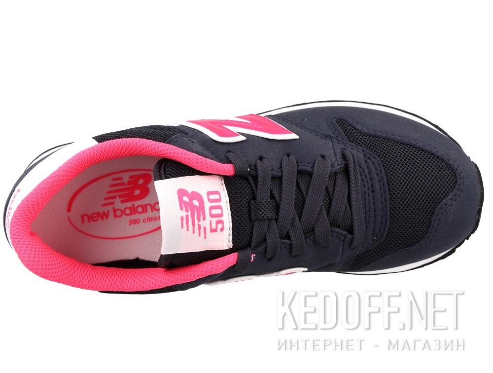Оригинальные Женские кроссовки New Balance GW500NWP