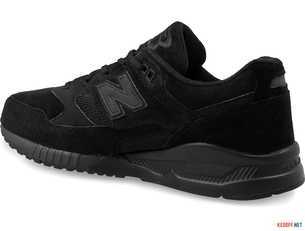 New Balance Sneakers Black Mono M530ak