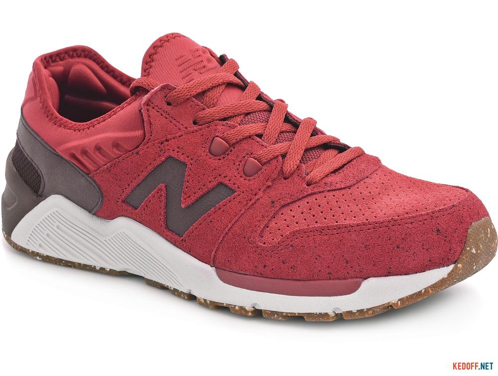 Кросівки New Balance Ml009pn замшеві