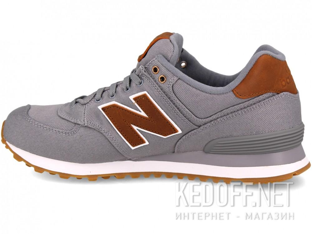 Мужские кроссовки New Balance ML574TXC   (серый) купить Украина