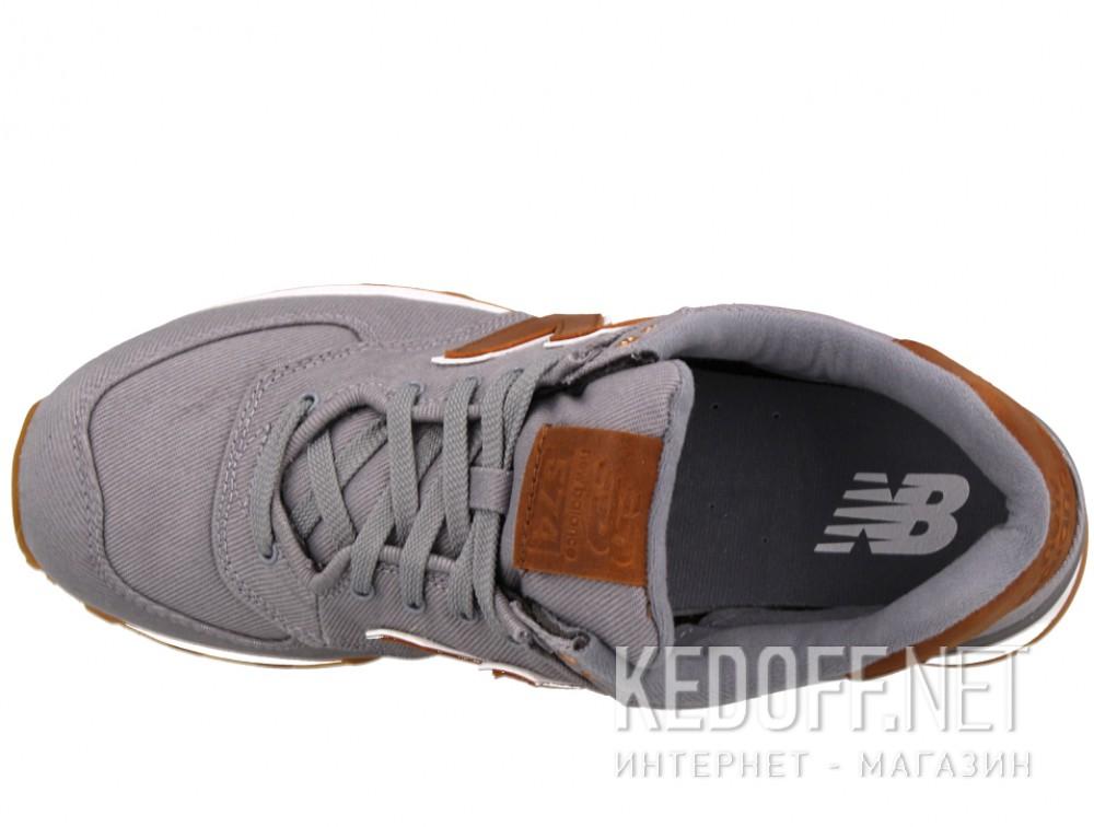 Мужские кроссовки New Balance ML574TXC   (серый) купить Киев