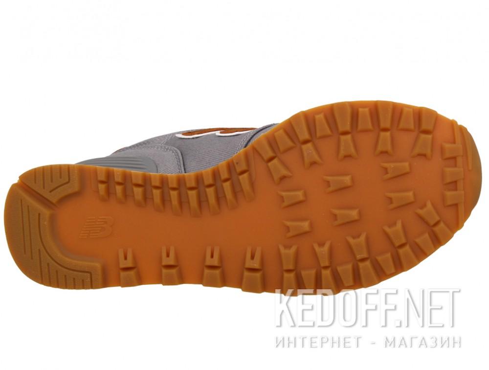 Оригинальные Мужские кроссовки New Balance ML574TXC   (серый)