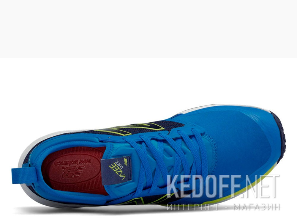 Цены на Мужские кроссовки New Balance MXQIKBB2   (синий)