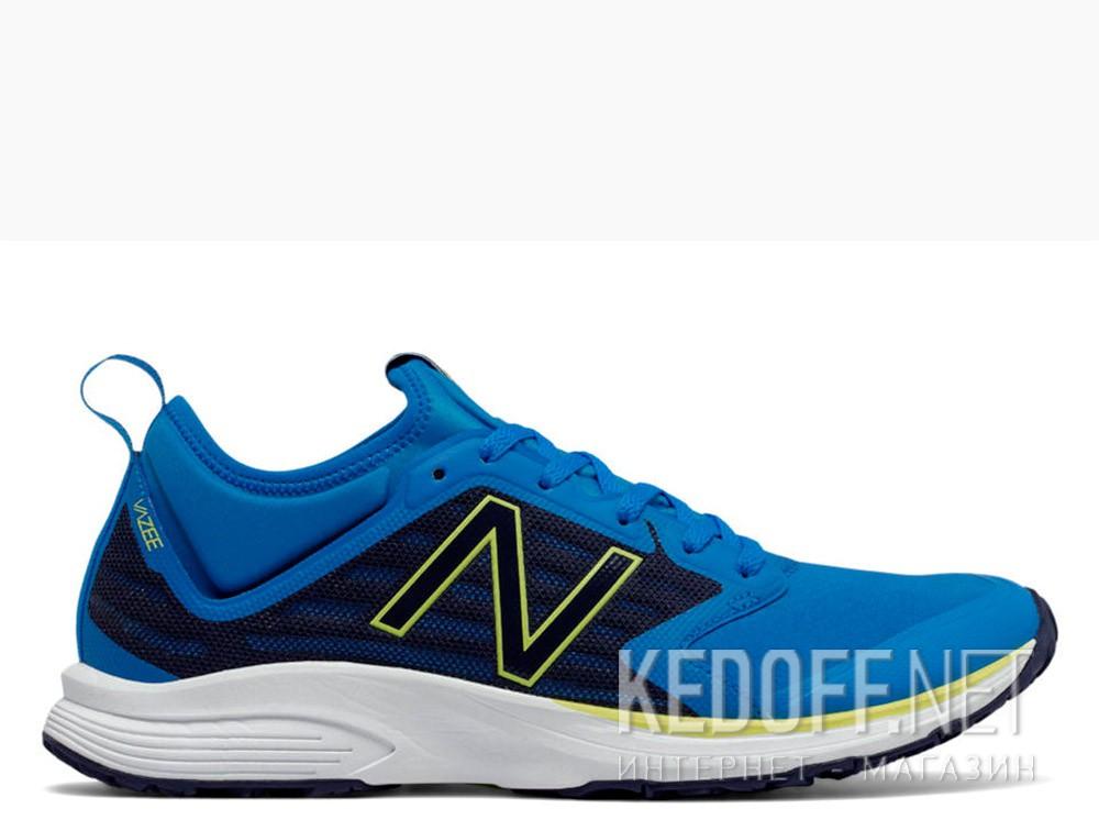 Мужские кроссовки New Balance MXQIKBB2   (синий) купить Украина